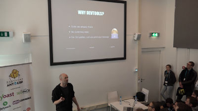 Maik Gruppen: Seven secret tips in working with browser dev-tools