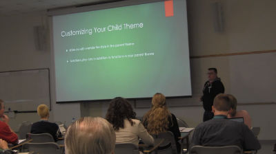 Nick Adams: Getting Started with Child Themes