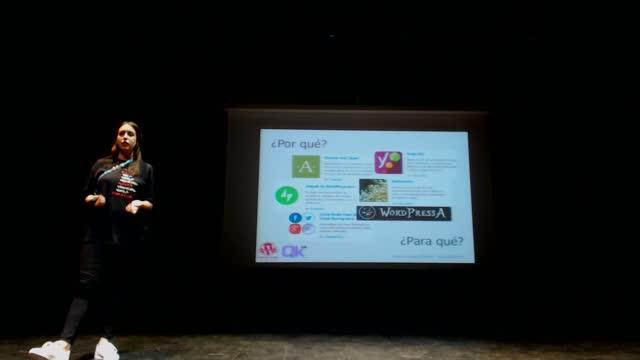 Laura Jurado: Una campaña electoral en WordPress en tan sólo 7 pasos