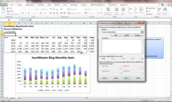 Reverse Pivot Magic | Excel with Excel Master