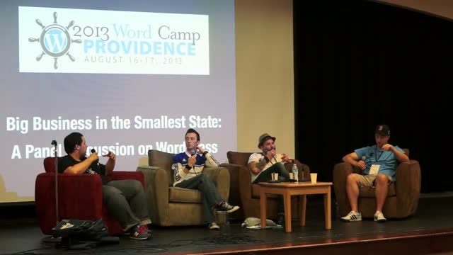 Panel Discussion: Big Business in the Smallest State
