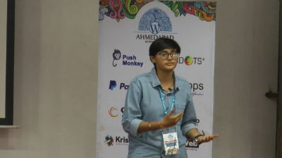 Dhara Vihol: Introduction to WordPress
