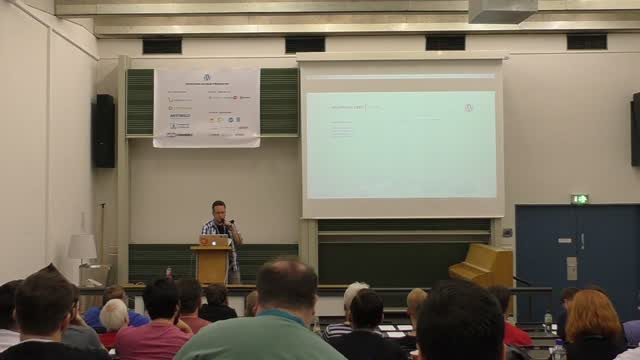 Sven Wagener: WordPress 2025
