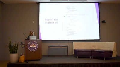 Christine Laikind: Tips to Improve your SEO with Web Accessibility