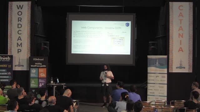 Francesco Sciuti: Angular Elements, Web Components & WP