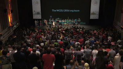 WordCamp Europe 2016 Closing Remarks