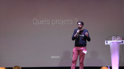 Tony Archambeau: Construire le MVP d'une startup avec WordPress, c'est possible !