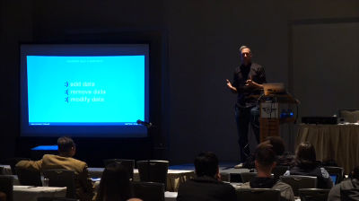 Matt Perry: REST API: Get Up To Speed In a Half-Hour