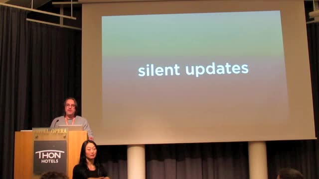 Zé Fontainhas: Closing Remarks at WordCamp Norway 2012
