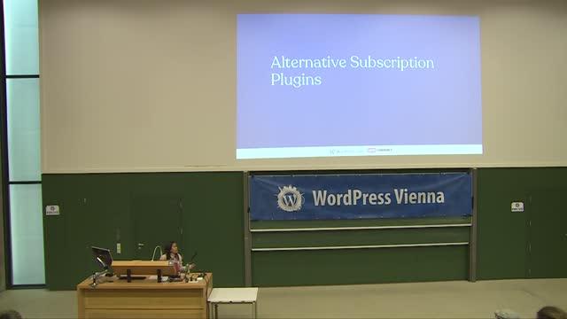 Sabrina Zeidan: How to build lean SaaS App with WordPress Multisite