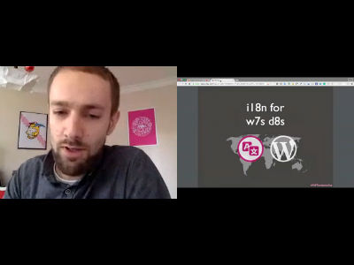 John Blackbourn: Internationalisation for WordPress Developers