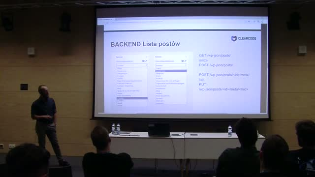 Piotr Niewiadomski: Synchronizacja treści między stronami na WordPressie z wykorzystaniem WP-API