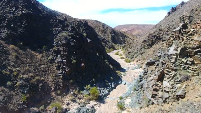 Probing the trail ahead with my drone… – The Drone Experience…