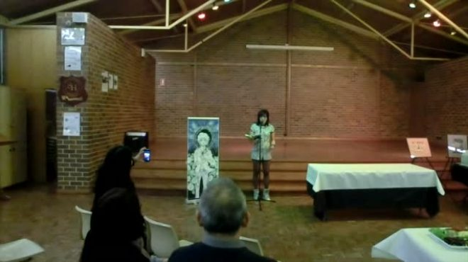 The Wish Bringer book launch 21062014