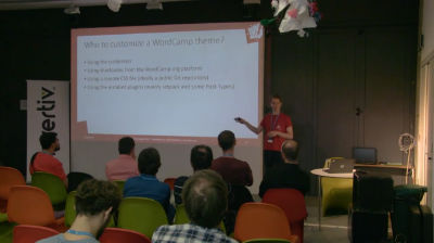 Bernhard Kau: Developing a new default WordCamp theme