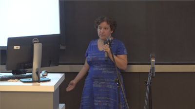 Miriam Goldman: The Importance of Community and Getting Involved