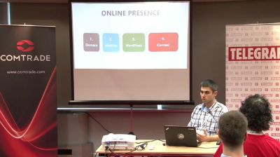 Dragan Nikolić: Launching Your Online Presence the Right Way
