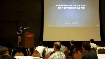Ryan Kanner: How Being a Musician Made Me a Better Developer