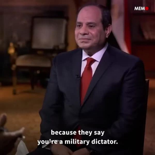 Egypt tries to block Al-Sisi interview with '60 Minutes'