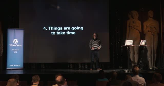 Natanael Sinisalo: Working With WordPress As a Team