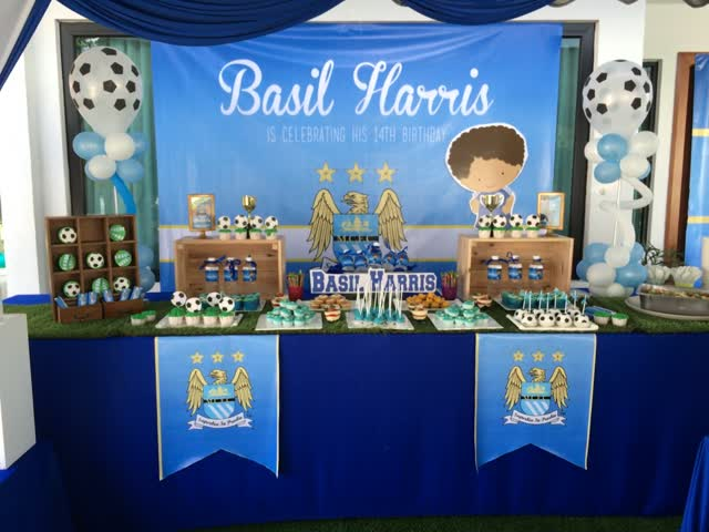 Theme Manchester City Its More Than Just A Party