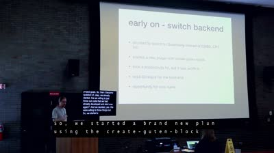 Jonathan Williams: Reacting to WordPress – an Evolving Journey of Plugin Development
