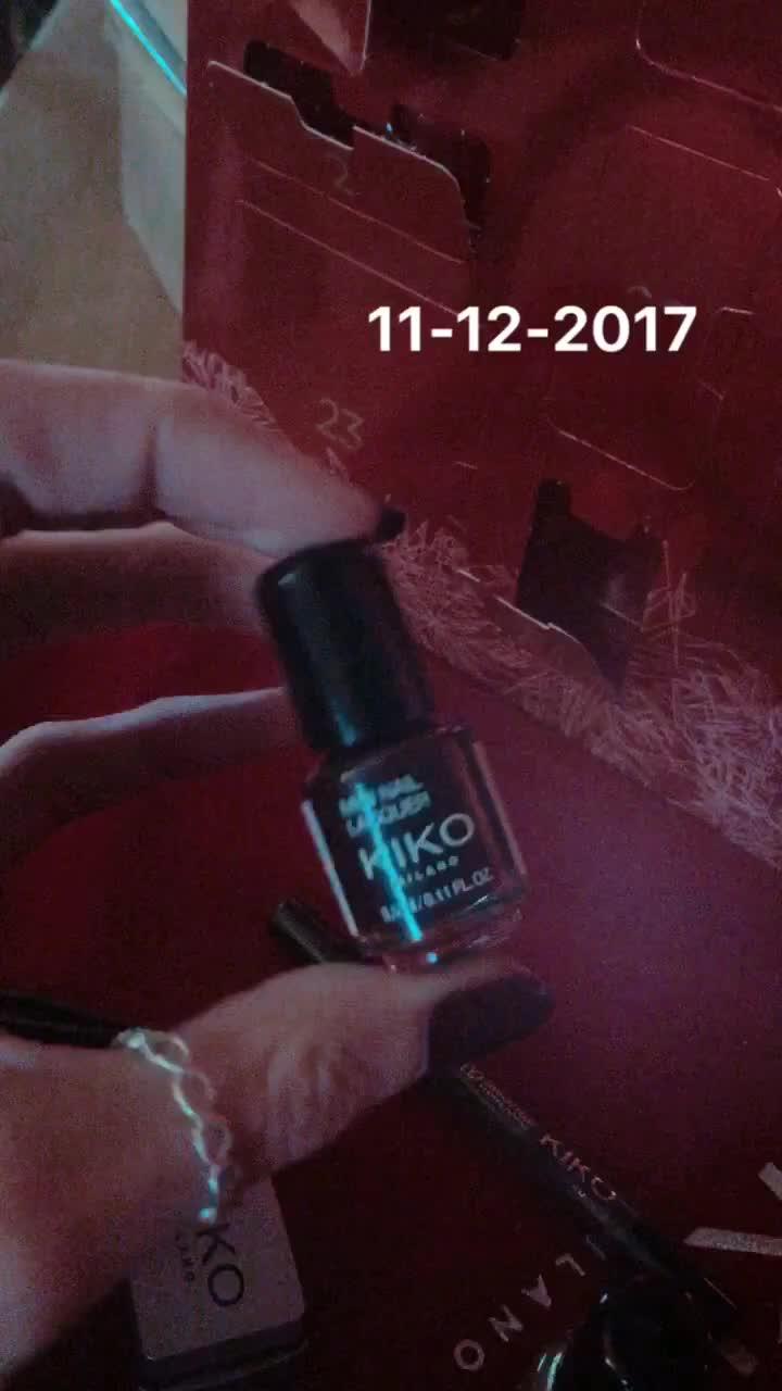 Calendrier Kiko.Kiko Calendar Piece Of Breathe