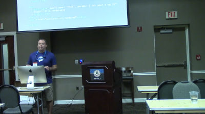 Bill Robbins: Build Your Own Web App With The WordPress REST API