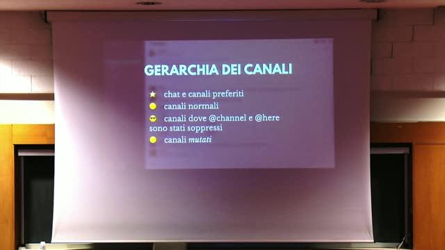 Franz Vitulli: Non solo Slack - Comunicazione Interna per Aziende Distribuite