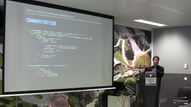Sergio Estevao: How to Develop an iOS App Using The REST API
