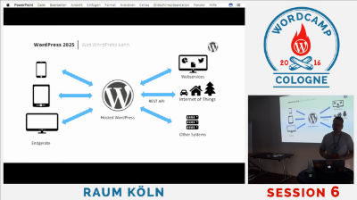 Sven Wagener: WordPress 2025