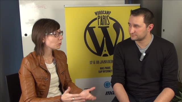 Interview de Thierry Pigot, orateur de la conférence « Combien coûte un site WordPress ? »