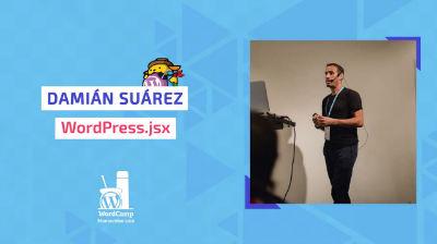 Damián Suárez: WordPress.jsx