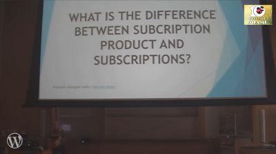 Georgina Lewis: WooCommerce Subscriptions