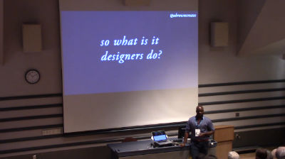 Joseph Carter-Brown: It's Just F(rick)ing Design