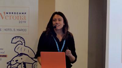 Martina Mantoan: Digitalizzare un'attività locale grazie a WordPress