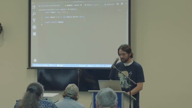 Jeff Bowen: Beyond the Block - Harnessing Gutenberg Packages and Components