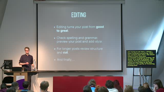 Alex Denning: The Art of Writing a Great WordPress Tutorial