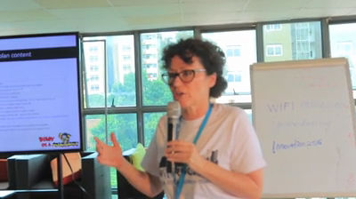 Charlotte Beauvoisin: Tips for managing the content on a WordPress site