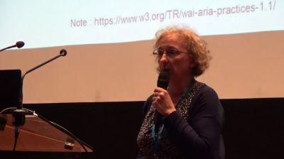 Claire Bizingre: ARIA pour l'accessibilité, quand et comment l'utiliser ?