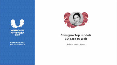 Sabela Muñiz Pérez:Consigue Top models 3D para tu web