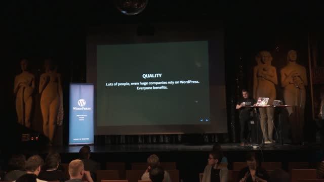 Antti Kuosmanen: Open Source - The Good Parts of WordPress