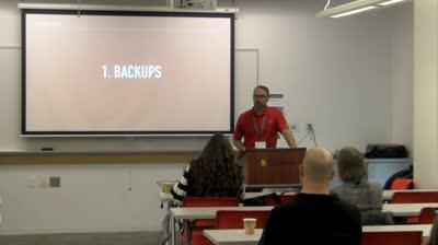 Adam Warner: Making Security Make Sense to Clients
