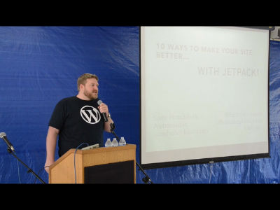 Sam Hotchkiss: 10 Ways To Make Your Site Better With Jetpack