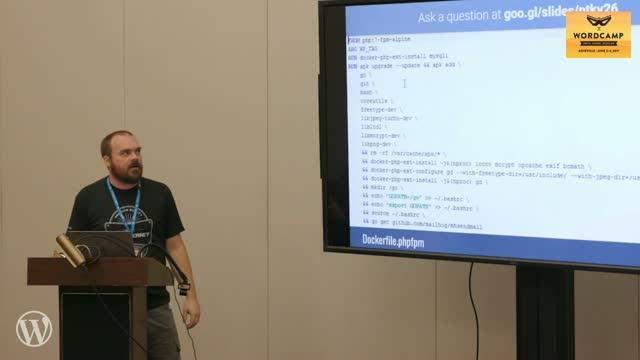 Doug Cone: Multidev, Multi-platform Development With Docker