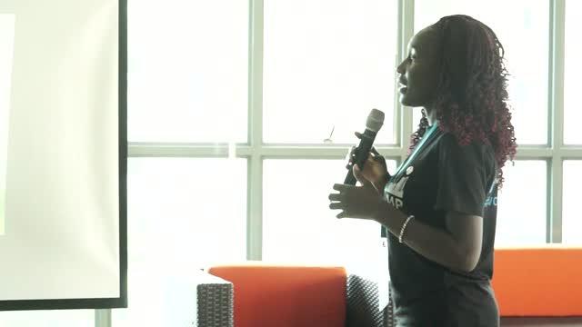 Cerinah Nalwogga: Building freelancing teams using WordPress