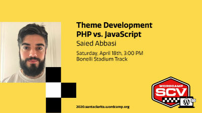 Saied Abbasi: Theme Development PHP vs. JavaScript