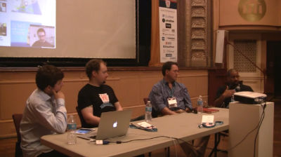 Panel Discussion: WordPress for Big Media Organizations