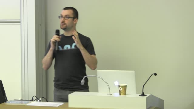 Davide Casali: Lightning Talk – Four Steps to Make a Talk
