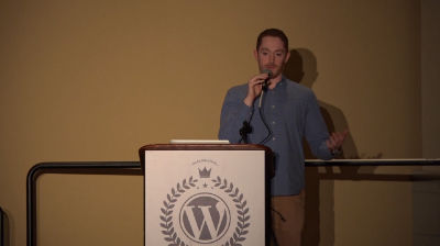 Taylor Lovett: WordPress Best Practices for Enterprise
